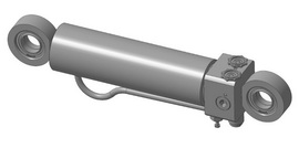 Fiskars шток d80 для гидравлического привода