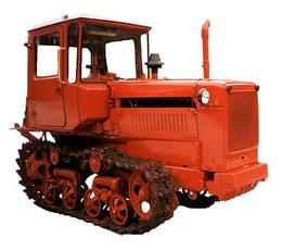 Кабина трактора ДТ-75: рабочее место механизатора
