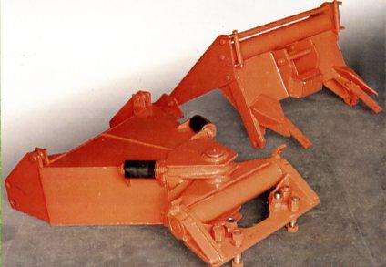 Навесная система НД-2 для тяговой техники